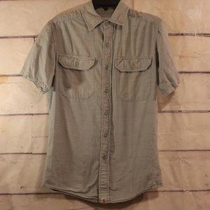Carhartt Shirts - Men's Small Short Sleeve Carhartt Button Up Shirt